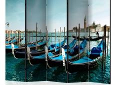 Paraván - Gondolas on the Grand Canal, Venice II [Room Dividers]